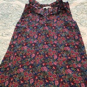 Rose & Olive tunic